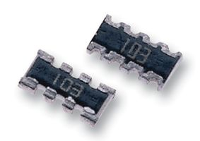 Pack of 200 RES ARRAY 4 RES 220 OHM 1206 CAT16-2200F4LF