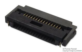 05 RCPT 39POS - CONNECTOR FH23-39S-0.3SHW - HIROSE 1ROW FPC HRS