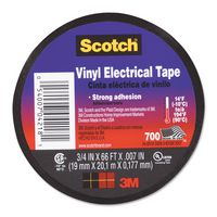 700 TAPE 19MM X 20MTR BLACK