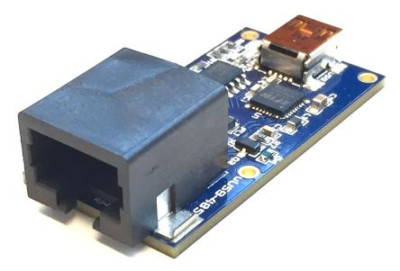 4Discovery RS485 Programmer