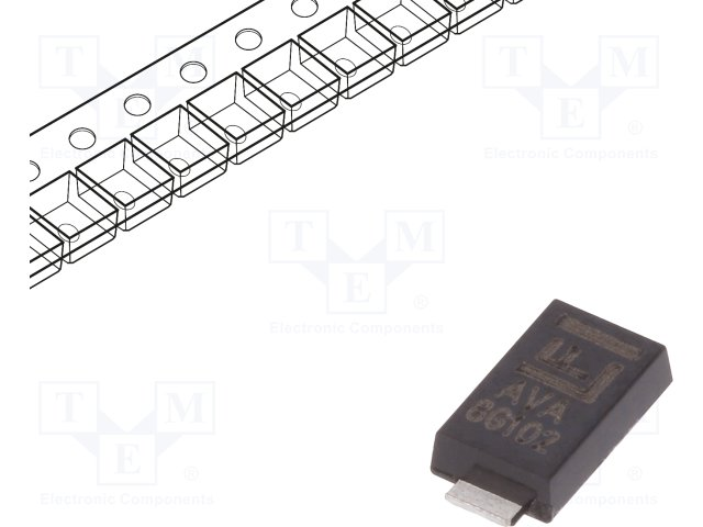 AEC-Q101 2KW SOD-123FL 30V TPSMF4L30A TPSMF4L30A TVS DIODE Pack of 5